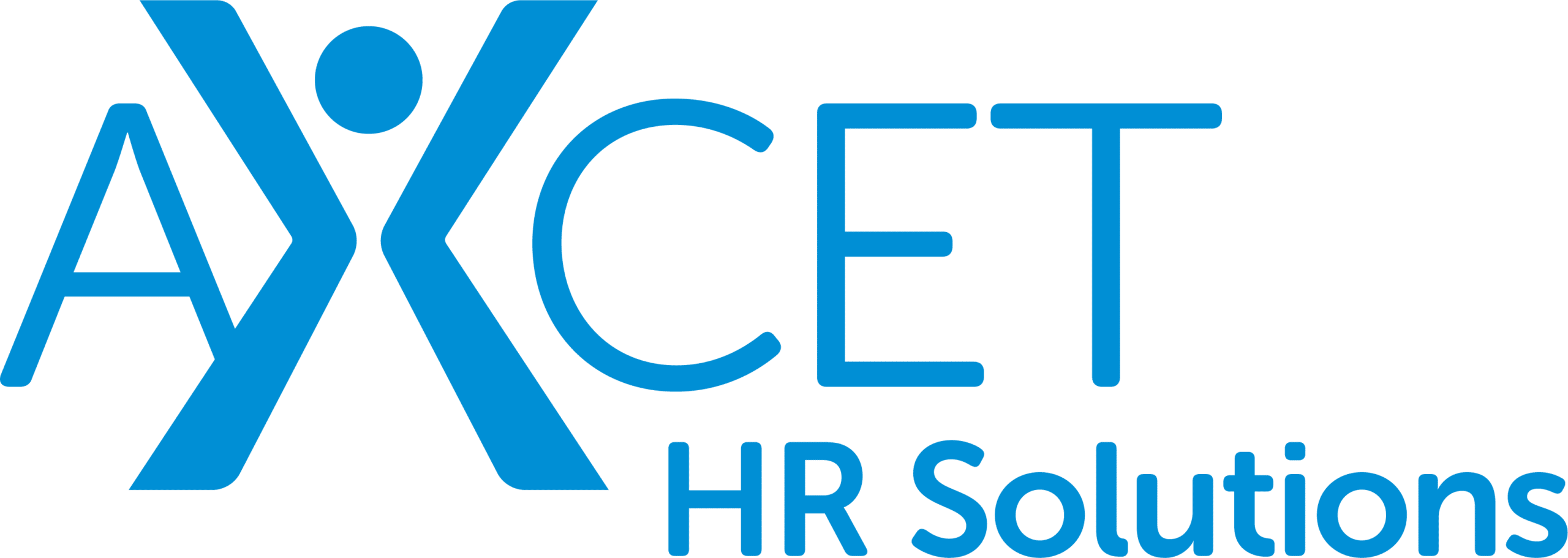 Axcet HR solutions logo