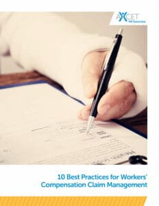 10 Best Practices for Workers' Comp Claim Management Axcet HR