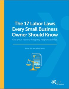 17 Labor Laws Every Small Business Owner Should Know