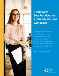 4 Employer Best Practices for a Harassment Free Workplace