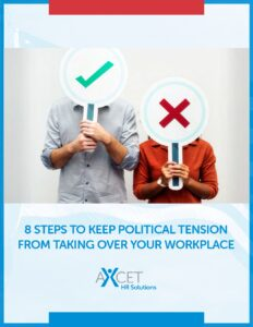 8 Steps to Keep Political Tension from Taking Over Your Workplace_cover