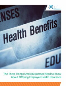 The Three Things Small Businesses Need to Know About Offering Employee Health Insurance