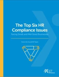 Top 6 HR Compliance Issues