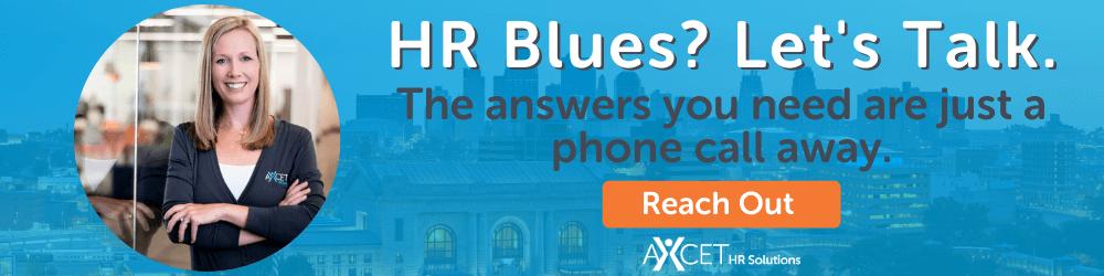 HR Blues? Let's Talk